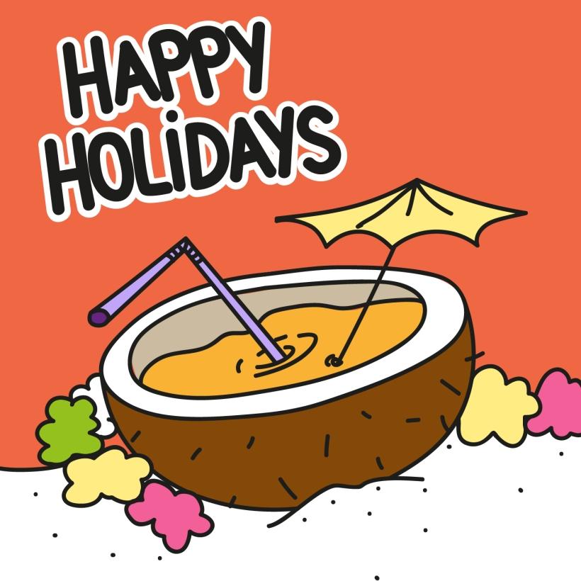 Las chumachas se van de vacaciones | lachumacheria.wordpress.com