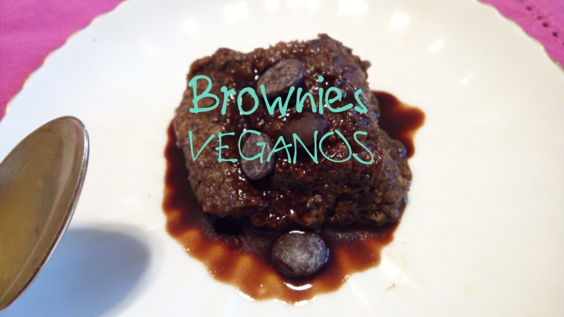 Conquista a todos con estos brownies de aguacate veganos | lachumacheria.wordpress.com