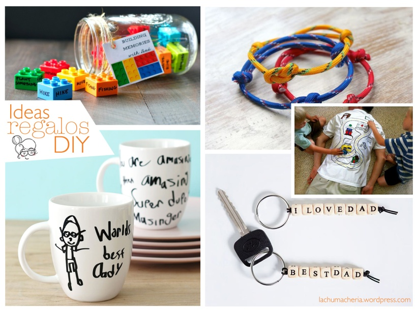 Ideas DIY para el Día del Padre | lachumacheria.wordpress.com